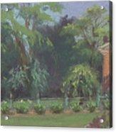 Vermilion Institute - Hayesville Ohio Acrylic Print