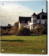Vermont Farmhouse Acrylic Print