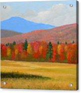 Vermont Haven Acrylic Print