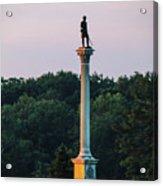 Vermont Monument Acrylic Print