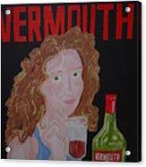 Vermouth  Acrylic Print