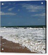Vero Beach Surf Acrylic Print