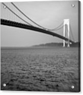 Verrazano Bridge 1 Acrylic Print