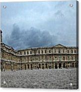 Versailles Courtyard Acrylic Print