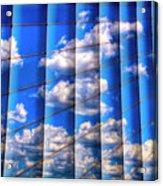 Vertical Sky Acrylic Print