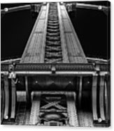 Verticality Acrylic Print