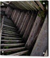 Vertigo - Stairs To The Unknown Acrylic Print