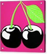 Very Cherry Acrylic Print