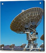Very Large Array Acrylic Print