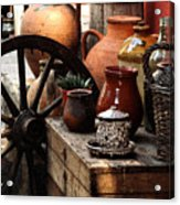 Very Old Things Acrylic Print