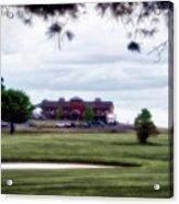 Vesper Hills Golf Club Tully New York 03 Acrylic Print