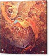 Vestigium Acrylic Print