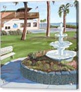 Veterans' Park Acrylic Print