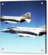 Vf-301 Phantoms Acrylic Print
