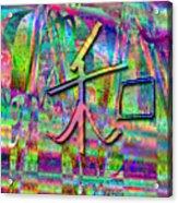 Vibrant Harmony Acrylic Print