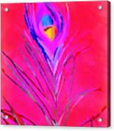 Vibrant Life Acrylic Print