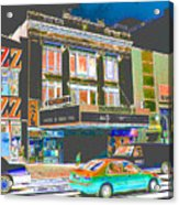 Victoria Theater 125th St Nyc Acrylic Print