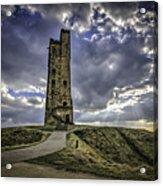 Victoria Tower Castle Hill Huddersfield 2 Acrylic Print