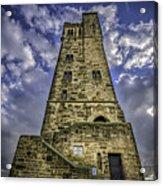 Victoria Tower Castle Hill Huddersfield 4 Acrylic Print