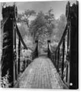 Victorian Bridge Acrylic Print