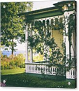 Victorian By The Sea Acrylic Print