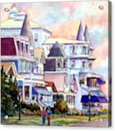 Victorian Cape May New Jersey Acrylic Print