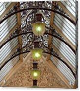 Victorian Lights Acrylic Print