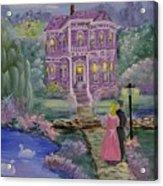 Victorian Romance 1 Acrylic Print