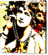Victorian Temptation Acrylic Print
