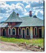 Midland Terminal Depot Acrylic Print