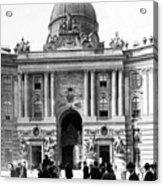 Vienna Austria - Imperial Palace - C 1902 Acrylic Print