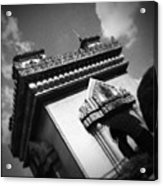 Vientiane Arch Acrylic Print