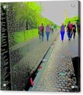 Viet Nam Memorial Acrylic Print