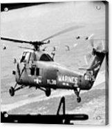 Vietnam War 1966 Acrylic Print