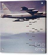Vietnam War, B-52 Stratofortress Acrylic Print