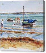 View Across Provincetown Harbor Acrylic Print