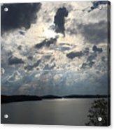 View Across Wappapello Lake IIi Acrylic Print