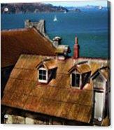 View From Alcatraz Acrylic Print
