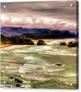 View From Ecola II Acrylic Print