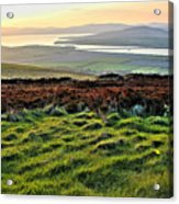 View From Grianan Fort Acrylic Print