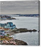 View From Marblehead Lighthouse Acrylic Print