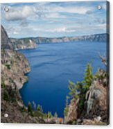 View From Merriam Point Acrylic Print
