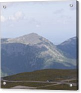 View From Mount Washington Acrylic Print