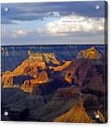 View From South Rim Acrylic Print