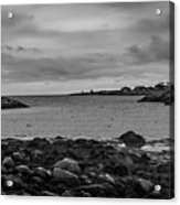 View From The Harbor Acrylic Print