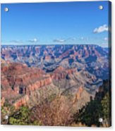 View From The South Rim Acrylic Print