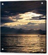 View Of Alaska Acrylic Print
