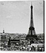 View Of City Acrylic Print