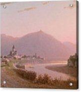 View Of Mtskheta Acrylic Print