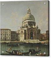 View Of Santa Maria Della Salute. Venice Acrylic Print
